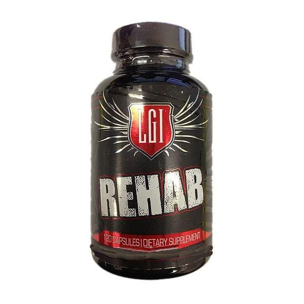 LGI Rehab 120 kap.