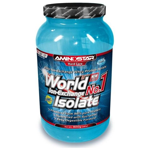 AMINOSTAR World No.1 Isolate 900g
