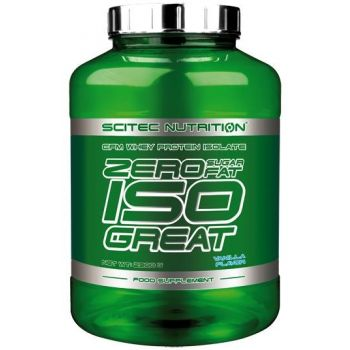 SCITEC Zero Iso Great 2300g