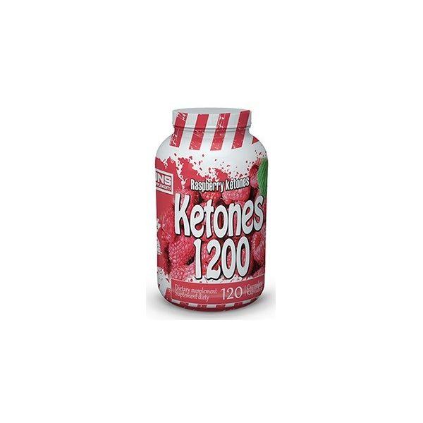 UNS Raspberry Ketones 1200 120 kap.