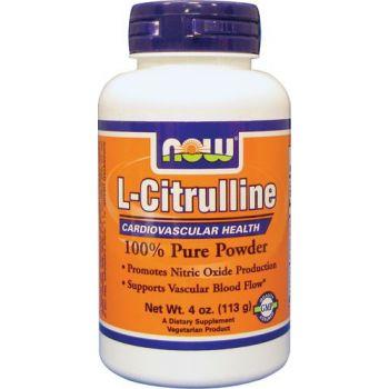 NOW FOODS L-Citrulline 113g