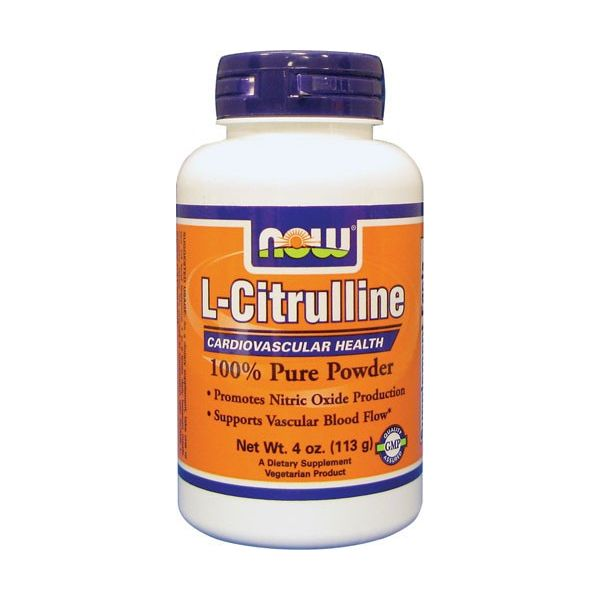 NOW FOODS L-Citrulline 113g