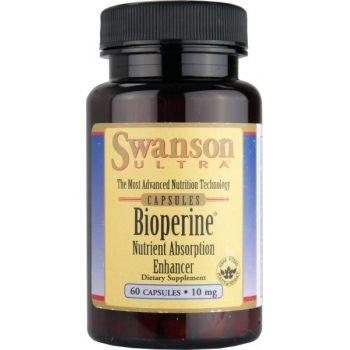 SWANSON Bioperine 60 kap. Bioperyna