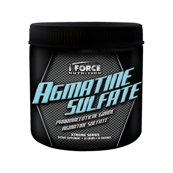 iForce Agmatine Sulfate 50g