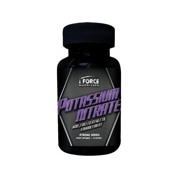 iForce Potassium Nitrate 120 kap.