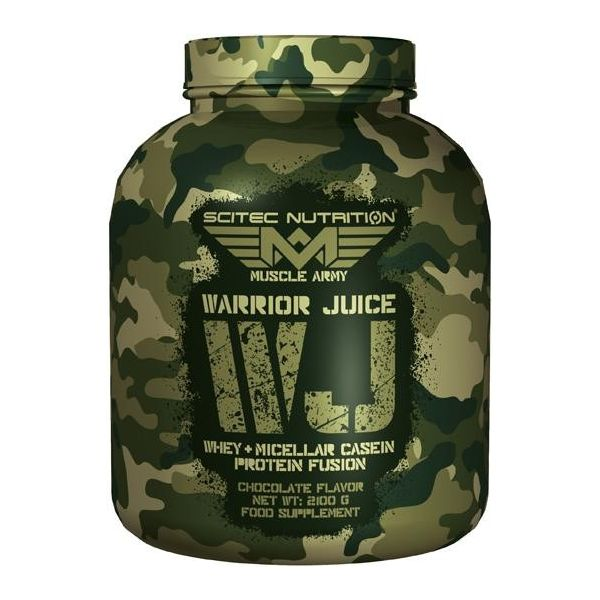 MUSCLE ARMY Warrior Juice 2100g