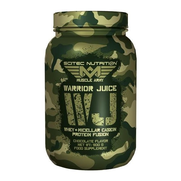 MUSCLE ARMY Warrior Juice 900g