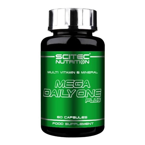 SCITEC Mega Daily One Plus 60 kap.