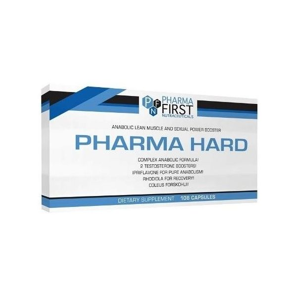 PHARMA FIRST Pharma Hard 108 kap.
