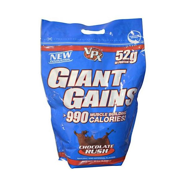 VPX Giant Gains 4540g
