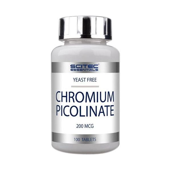 SCITEC Chromium Picolinate 100 tab.