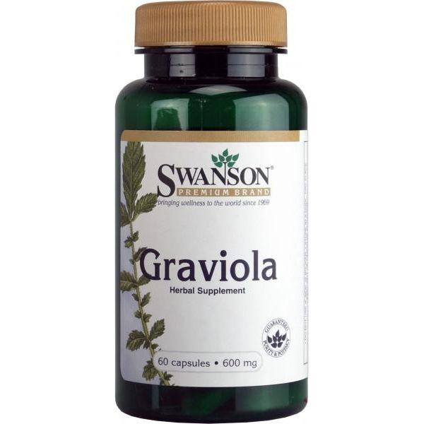 SWANSON Graviola 60 kap.