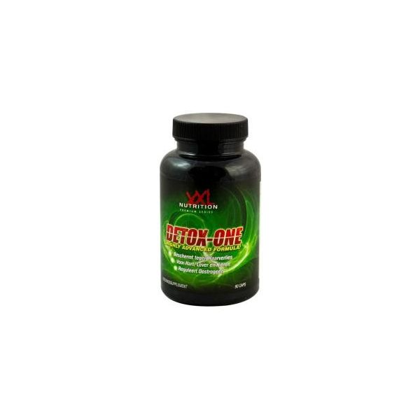 XXL NUTRITION Detox One 90 kap.