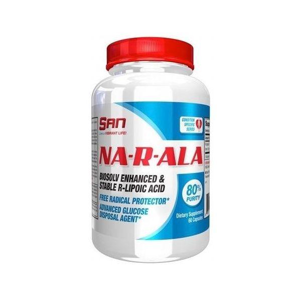 SAN Na-R-ALA 60 kap.