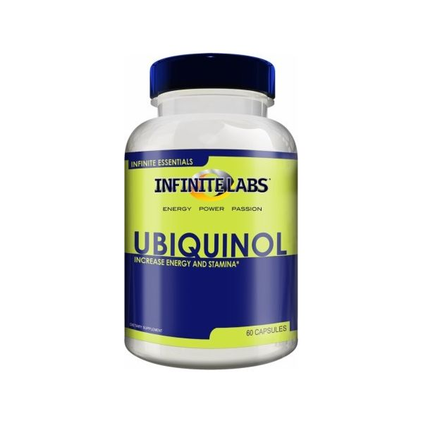 INFINITE LABS Ubiquinol 60 kap.