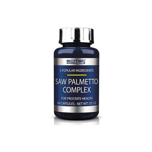 SCITEC Saw Palmetto Complex 60 kap.