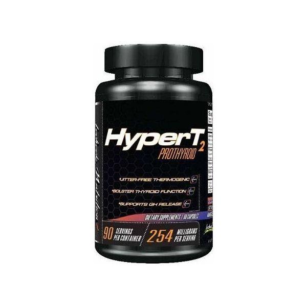 LECHEEK NUTRITION Hyper-T2 90 kap.
