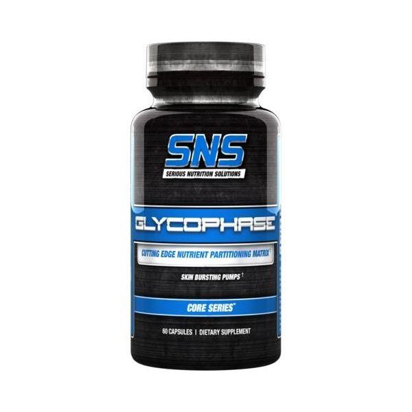 SNS Glycophase 60 kap.
