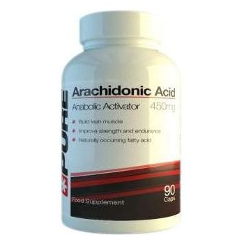 PURE Arachidonic Acid 90 kap. (Kwas Arachidonowy)