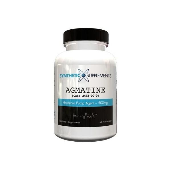 SYNTHETIC SUPPLEMENTS Agmatine 60 kap. Agmatyna