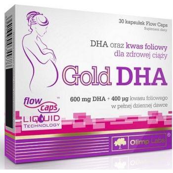 OLIMP Gold DHA 30 kap.