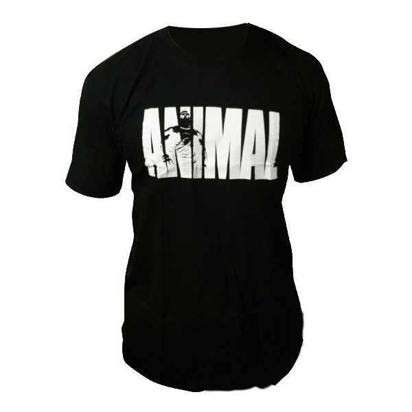 ANIMAL T-Shirt Black