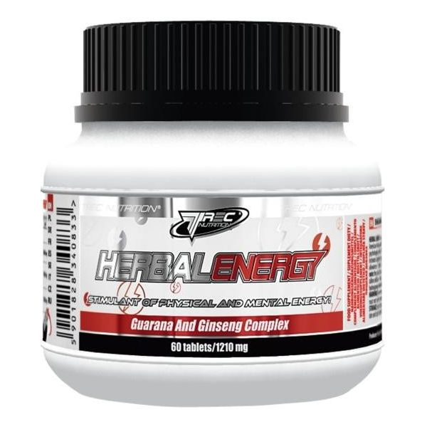 TREC Herbal Energy 60 tab.