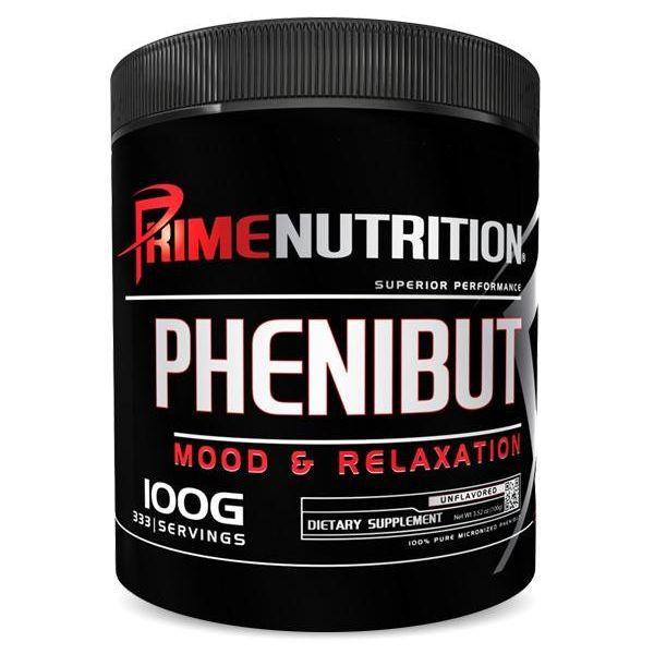 PRIME Phenibut 100g