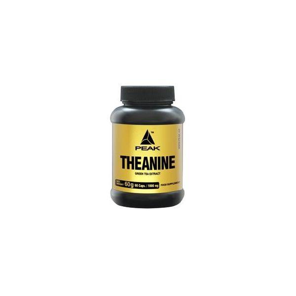 PEAK Theanine 60 kap. Teanina