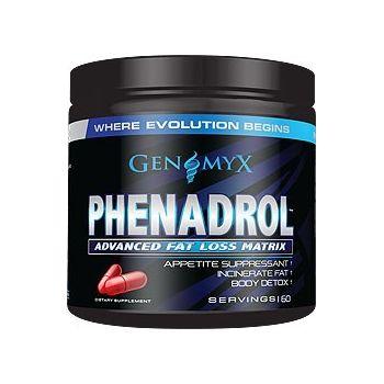 GENOMYX Phenadrol 60 kap.