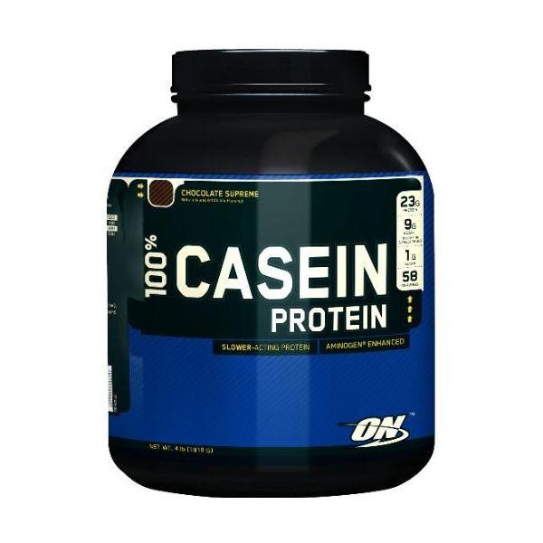OPTIMUM Casein Protein 1800g