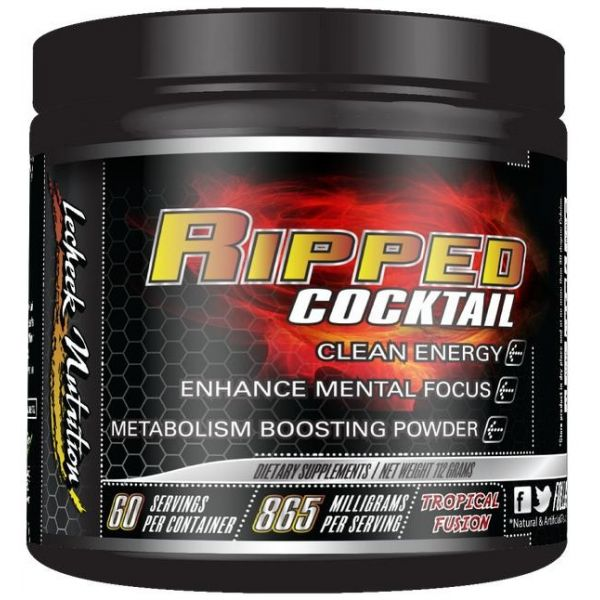 LECHEEK NUTRITION Ripped Cocktail 112g