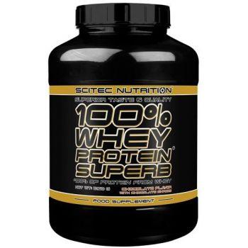 SCITEC 100% Whey Protein Superb 2160g