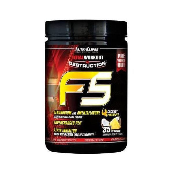 NUTRACLIPSE F5 345g