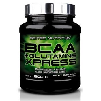 SCITEC BCAA + Glutamine Xpress 600g