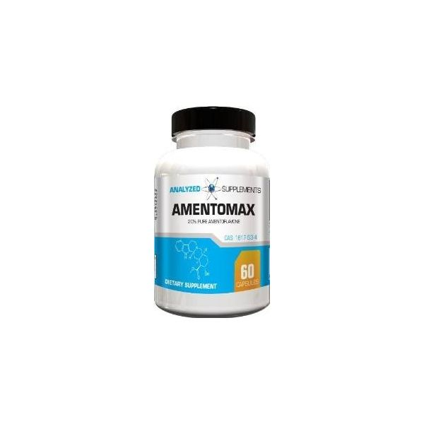 ANALYZED SUPPLEMENTS AmentoMax 60 kap.