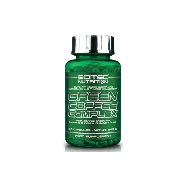 SCITEC Green Coffee Complex 90 kap.