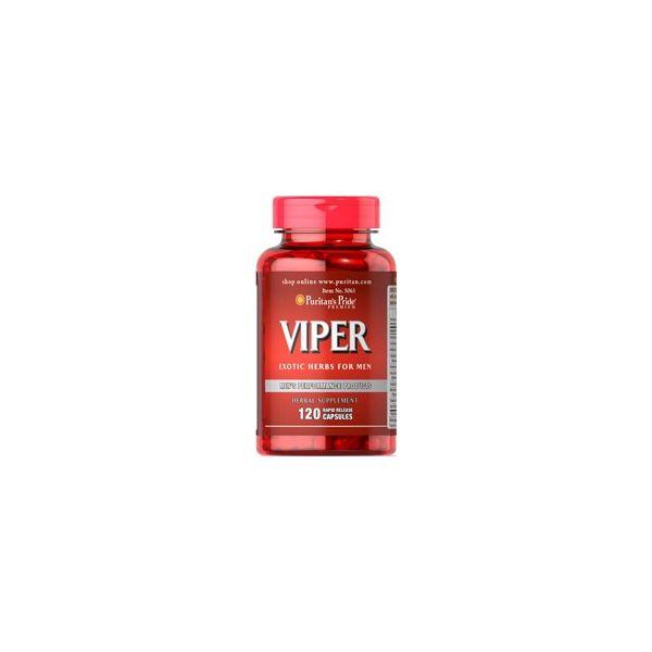 PURITANS PRIDE Viper 120 kap.