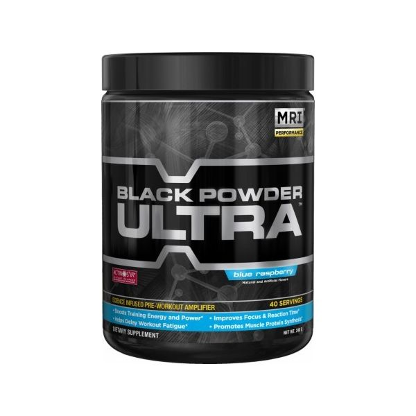 MRI Black Powder Ultra 240g