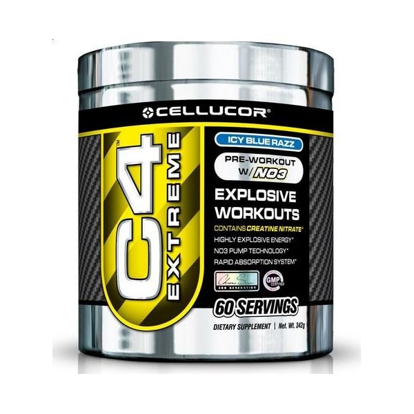 CELLUCOR C4 Extreme 342g