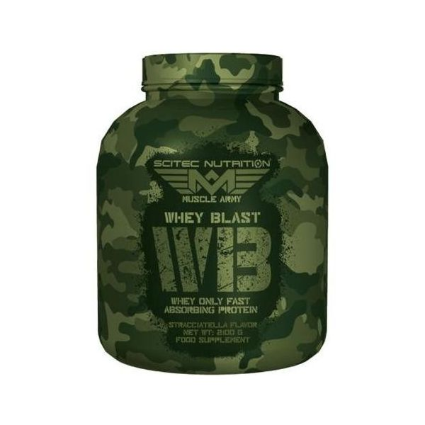 MUSCLE ARMY Whey Blast 2100g