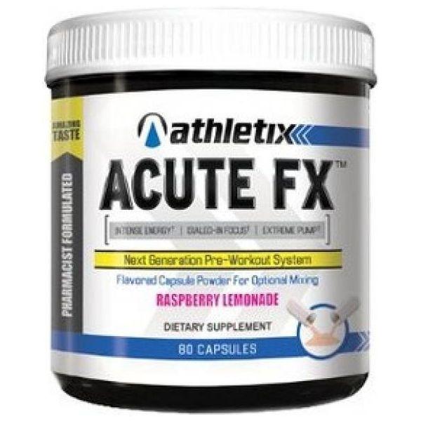 ATHLETIX Acute FX 80 kap.