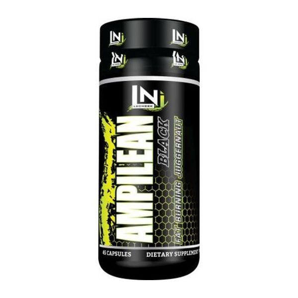 LECHEEK NUTRITION AMPilean Black 45 kap.