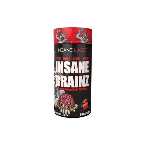 INSANE LABZ Insane Brainz 60 kap.