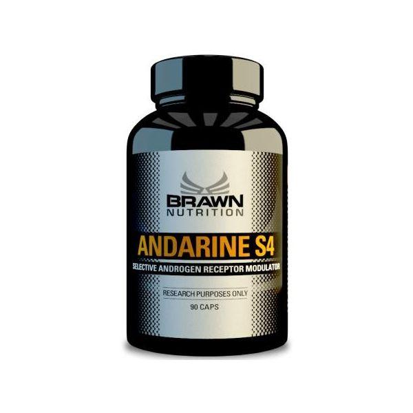 BRAWN Andarine S4 90 kap.
