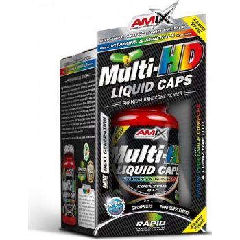 AMIX Multi-HD Liquid Caps 60 kap.