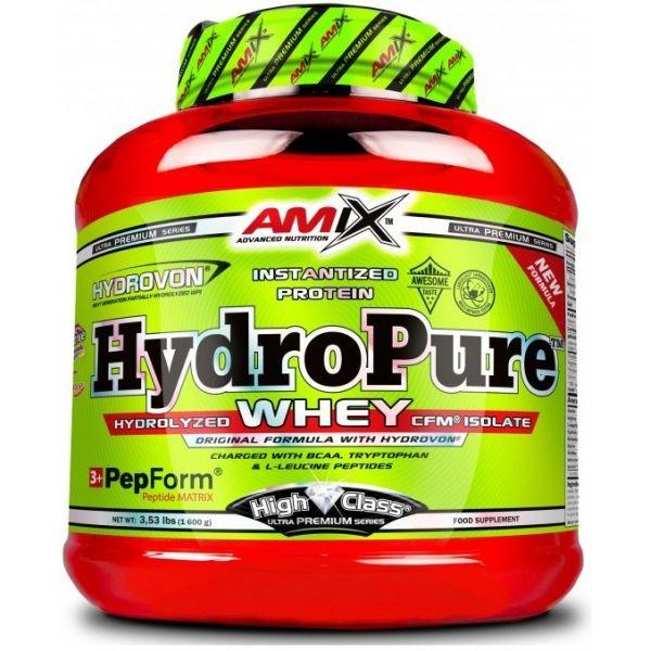 AMIX HydroPure Whey 1600g