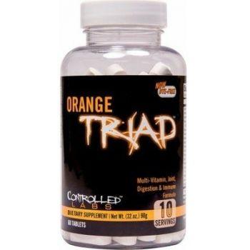 CONTROLLED LABS Orange Triad 60 tab.