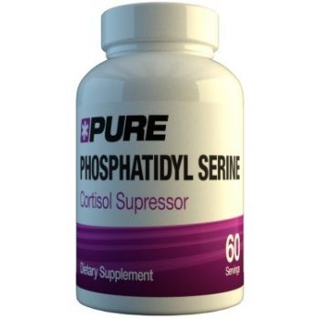 PURE Phosphatidylserine 60 kap. Fosfatydyloseryna