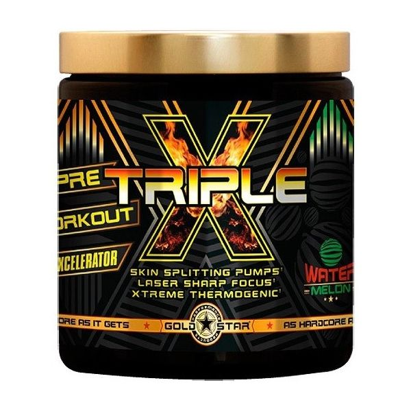 GOLD STAR Triple-X 300g